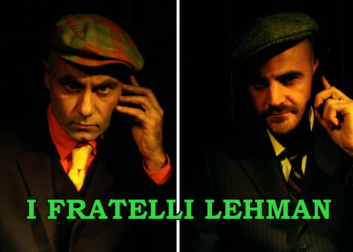 I Fratelli Lehman - visual comedy e clown moderno