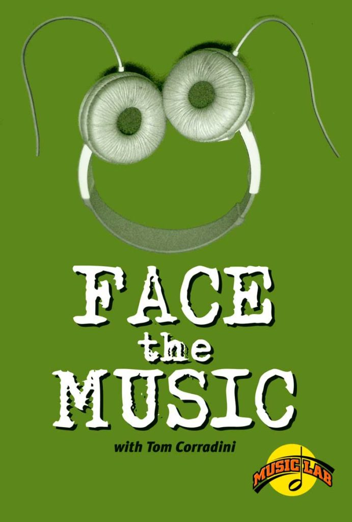 Face the Music music show in English for schools