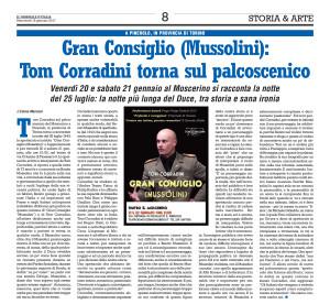 Il Giornale d'Italia 18 gennaio 2017