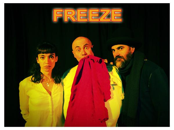 Freeze logo