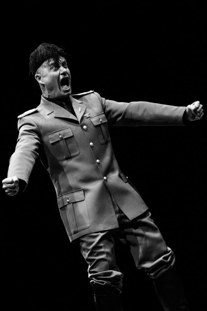 Gran Consiglio - Benito Mussolini 12