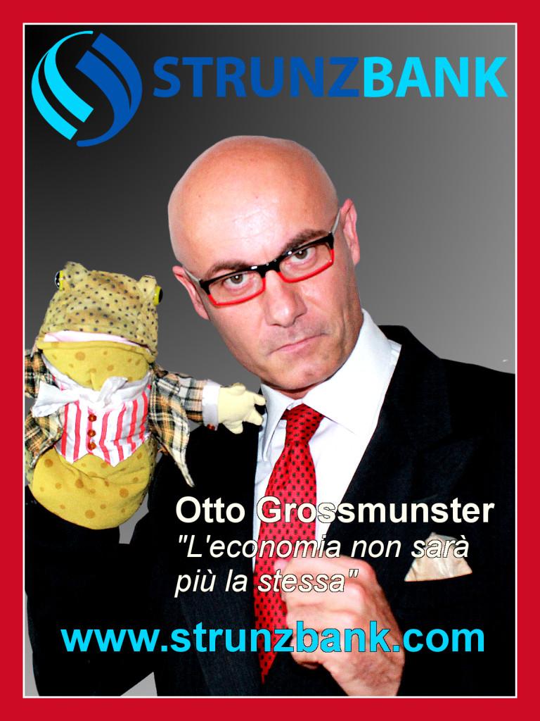 Otto Gross Munster - Strunzbank
