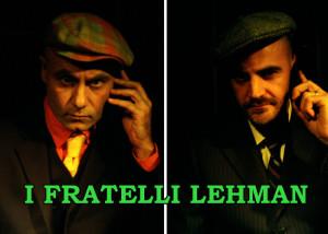 I Fratelli Lehman - visual comedy e clown moderno