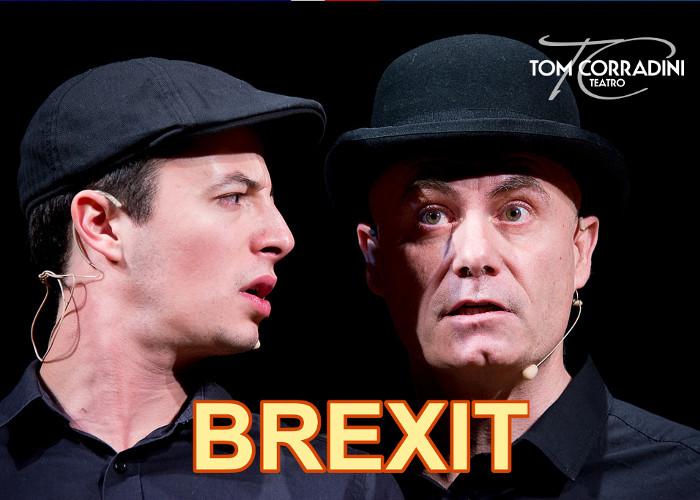 Brexit comedy theatre show